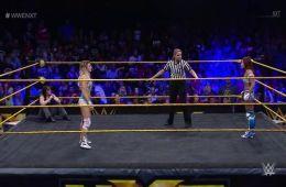 Resultados y cobertura de NXT 18 de Julio de 2018