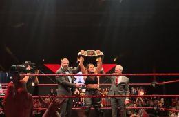 Rhea Ripley campeona de NXT UK