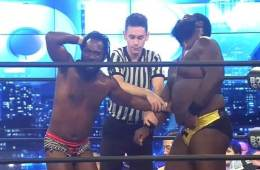 Rich Swann y Willie Mack derrotaron a Matt Sydal y Ethan Page en Bound for Glory