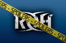 Ring of Honor Spoilers