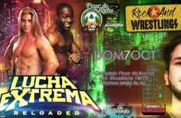 Rock and Wrestling Lucha Extrema