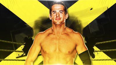 WWE noticias Roderick Strong