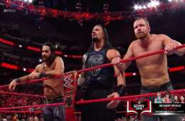 Roman Reigns retiene el Universal Championship al derrotar a Baron Corbin en WWE RAW