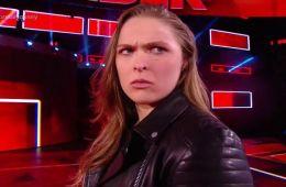 Ronda Rousey al habla Nadie sabría de mi si no estuviera en WWE Calendario de las próximas apariciones de Ronda Rousey en WWE