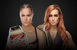 Ronda Rousey vs Becky Lynch en Survivor Series