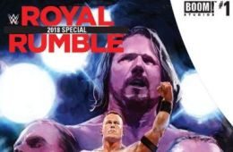 WWE noticias Royal Rumble AJ Styles