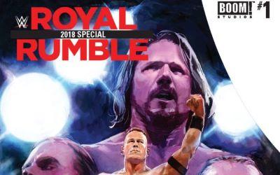 WWE noticias Royal Rumble AJ Styles