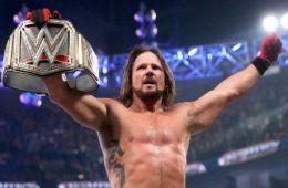 Rumores falsos de lesión de AJ Styles en el Madison Square Garden