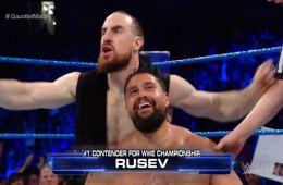 Rusev luchará por el campeonato de la WWE en Extreme Rules