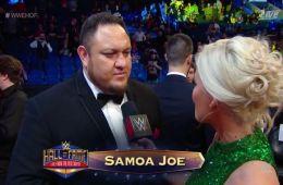 Samoa Joe reaparece en la televisión de WWE