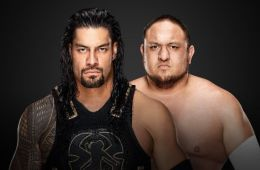 Samoa Joe regresa WWE RAW y reta a Roman Reigns en WWE Backlash