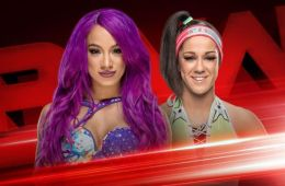 WWE noticias sasha