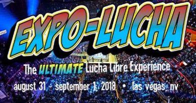 Se anuncia Expo Lucha
