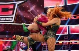Se cancela el combate entre Asuka y Becky Lynch en Royal Rumble