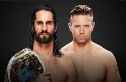 Seth Rollins pondrá en juego el Intercontinental ante The Miz
