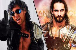 Seth Rollins vs Kenny Omega
