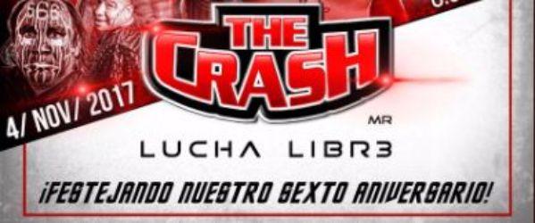 Sexto Aniversario The Crash