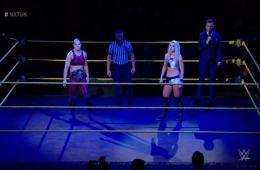 Shayna Blaszler retiene el campeonato de NXT