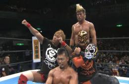 Shingo Takagi es el nuevo miembro de Los Ingobernables de Japón