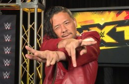 Shinsuke Nakamura Royal Rumble 2018