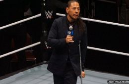 Shinsuke Nakamura se recupera de una mordedura de perro