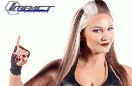 Sienna abandona Impact Wrestling
