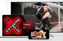 WWE Extreme Rules 2018 en vivo