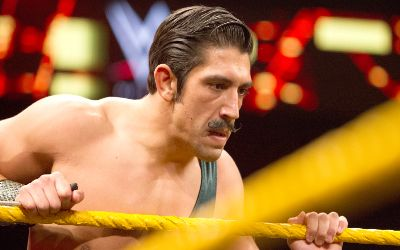 Simon Gotch WWE