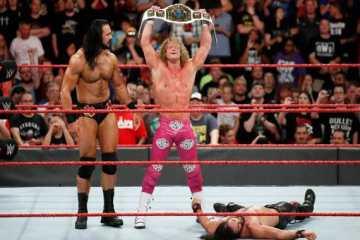Sube la audiencia de WWE RAW del 18 de Junio