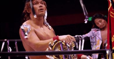 Tetsuya Naito ganador del NJPW G1 Climax 27