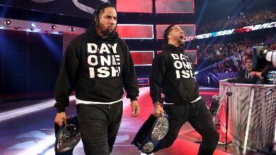 WWE noticias Usos