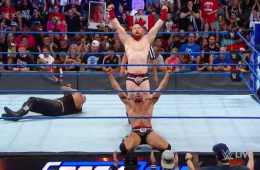 The Bar avanzan a la final del torneo para ser aspirante a los Smackdown Tag Team Championship
