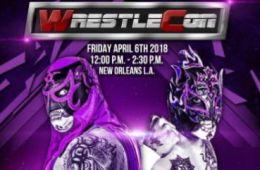 The Crash en WrestleCon