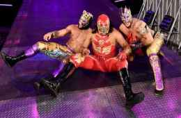 The Lucha House Party tienen una regla Freebird diferente