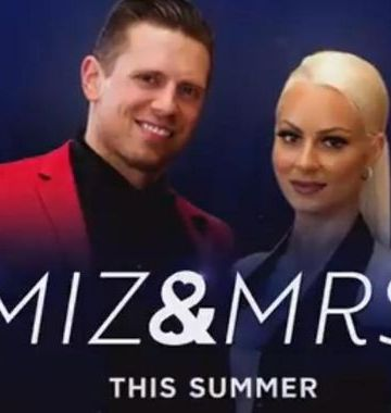 The Miz & Mrs