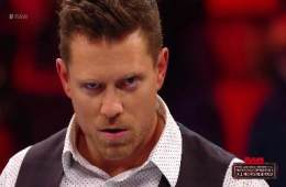 The Miz RAW 8 enero