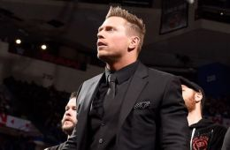 WWE noticias The Miz aterriza en SmackDown Live