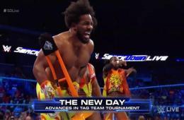 The New Day avanzan a la final del torneo para retar a los Bludgeon Brothers en WWE Summerslam