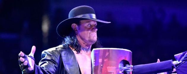 The Undertaker regreso WWE