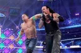 The Undertaker y John cena no se enfrentarían en WWE Summerslam 2018