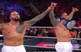 The Usos Survivor Series 2017