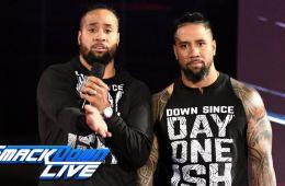 The Usos retienen sus campeonatos por pareja de SmackDown en Royal Rumble