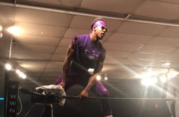 The Velveteen Dream Evolve