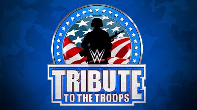 Tribute to the troops WWE Noticias