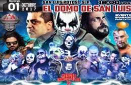 Triple A Héroes Inmortales 2017