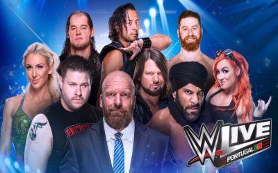 Triple H podria venir a España