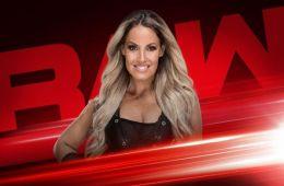 Trish Stratus regresa a WWE RAW