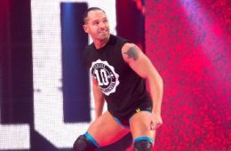 Royal Rumble Tye Dillinger