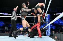 Tye Dillinger comenta sobre el ataque de Randy Orton en Smackdown Live