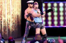 Tyler Breeze culpa A Drew McIntyre de la lesión de Fandango te gusta el título